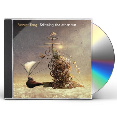 Forrest Fang FOLLOWING THE ETHER SUN CD