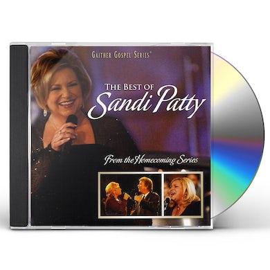 BEST OF SANDI PATTY CD