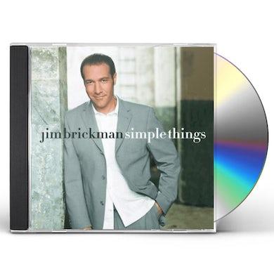 Jim Brickman SIMPLE THINGS CD