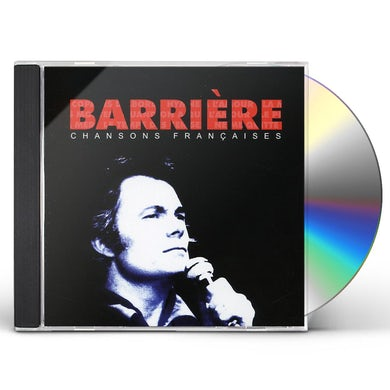 Alain Barriere CHANSONS FRANCAISES CD