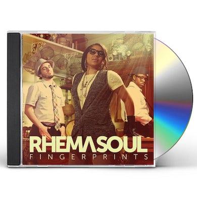 Rhema Soul FINGERPRINTS CD