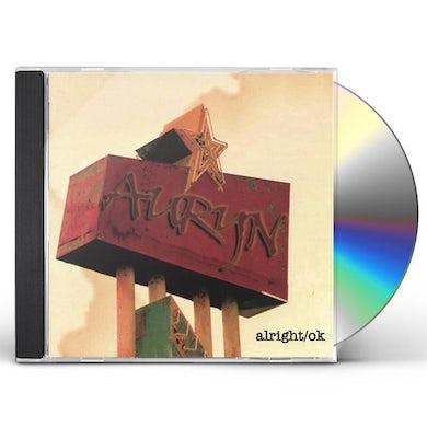 Auryn ALRIGHT/OK CD