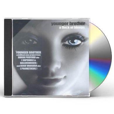 FLOCK OF BLEEPS CD
