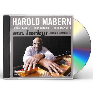 Harold Mabern MR LUCKY CD