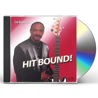 Jim Bennett HIT BOUND CD