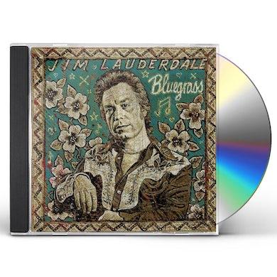 Jim Lauderdale BLUEGRASS CD