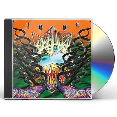 EARTHEATER METALEPSIS CD