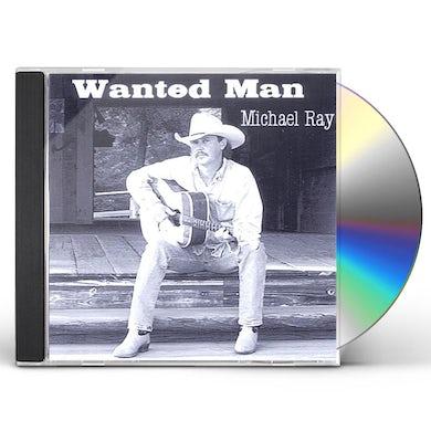 Michael Ray WANTED MAN CD