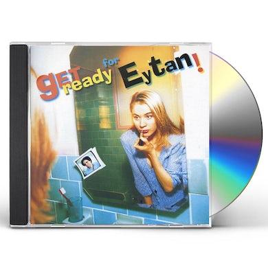 Eytan Mirsky GET READY FOR EYTAN! CD