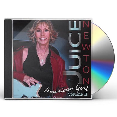 Juice Newton AMERICAN GIRL 2 CD