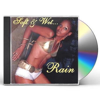Rain SOFT & WET CD