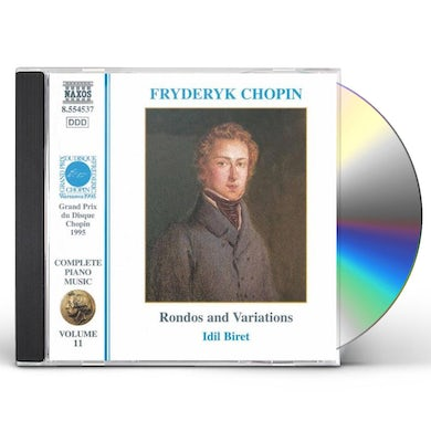 Chopin COMPLETE PIANO MUSIC 11 CD
