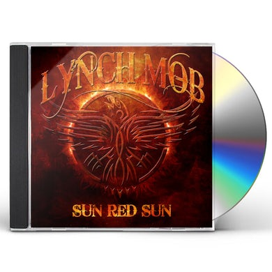 Lynch Mob SUN RED SUN (DELUXE EDITION) CD