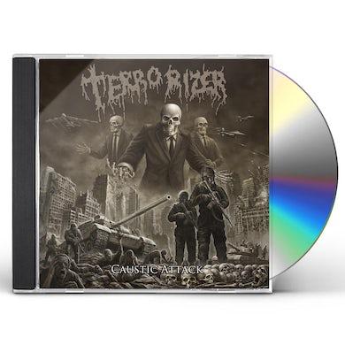 Terrorizer CAUSTIC ATTACK CD