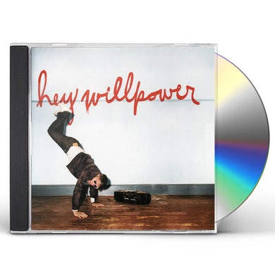 Hey Willpower P.D.A. CD