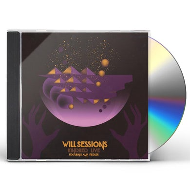 Will Sessions KINDRED LIVE CD