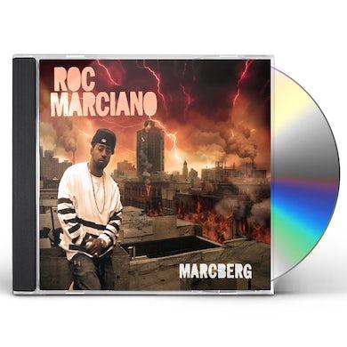 Roc Marciano MARCBERG DELUXE CD