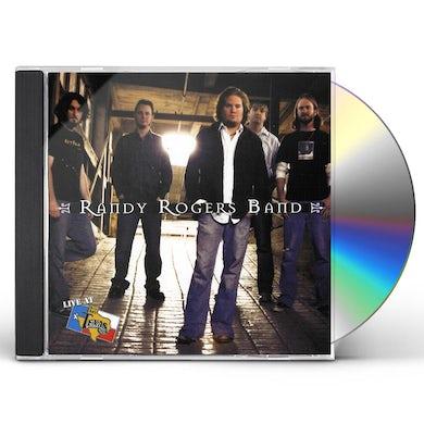 Randy Rogers LIVE AT BILLY BOB'S TEXAS CD