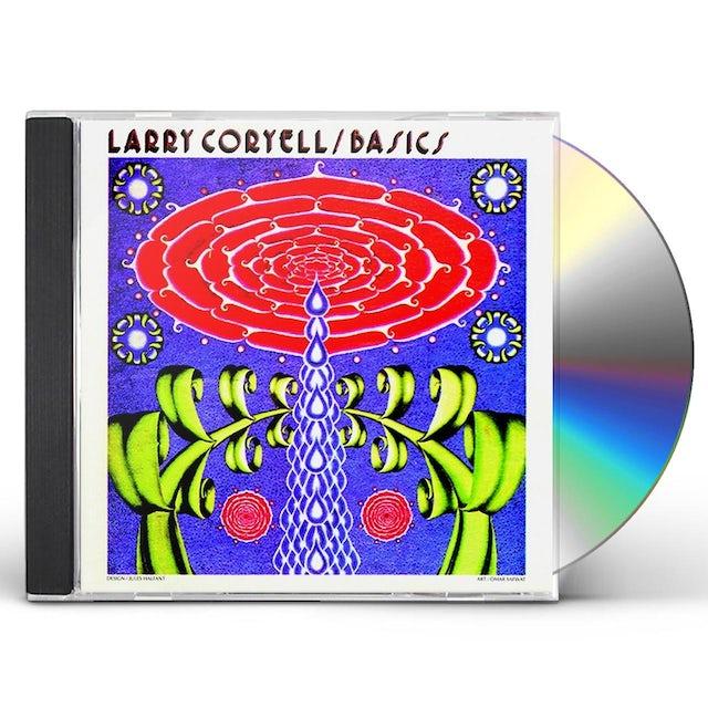 Larry Coryell BASICS CD