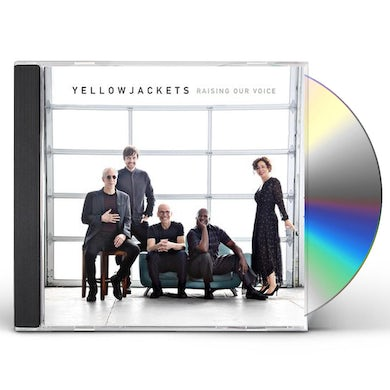 Yellowjackets Raising Our Voice CD