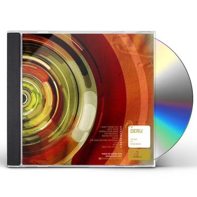 Deru TRYING TO REMEMBER CD