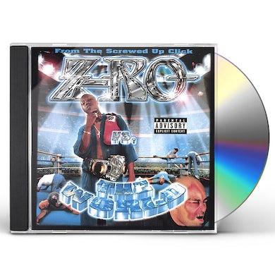 Z-RO VS THE WORLD CD