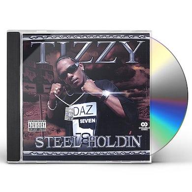 Tizzy STEEL HOLDIN CD