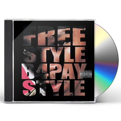 50 Cent FREESTYLE B4 PAYSTYLE CD