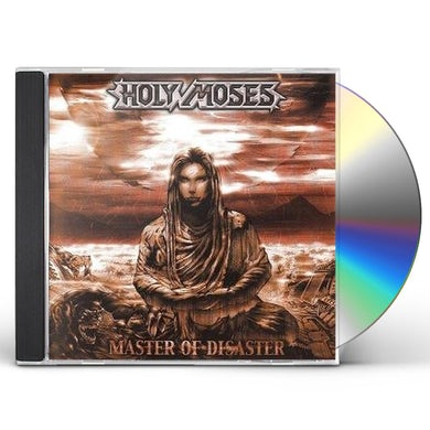 Holy Moses MASTER OF DISASTER CD