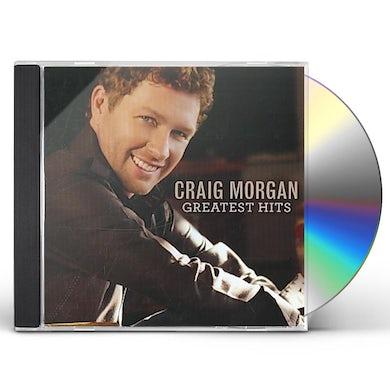 Craig Morgan GREATEST HITS CD