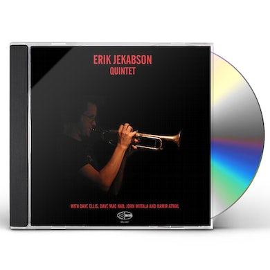Erik Jekabson QUINTET CD