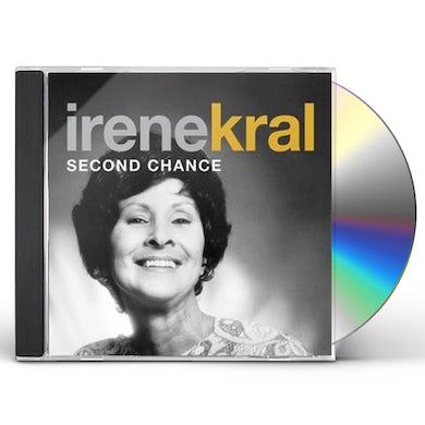 Irene Kral SECOND CHANCE CD