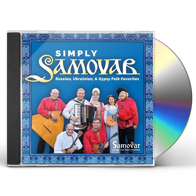 Samovar Russian Folk Music Ensemble