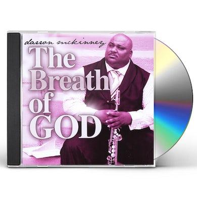 Darron McKinney BREATH OF GOD CD