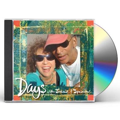 Joanie Pallatto DAYS WITH JOANIE & SPARROW CD