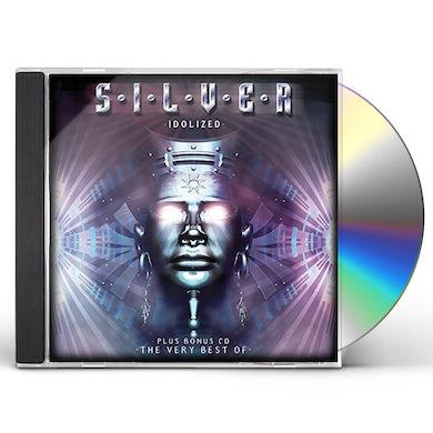 Silver IDOLIZED CD