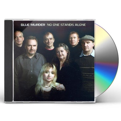 Blue Murder NO ONE STANDS ALONE CD