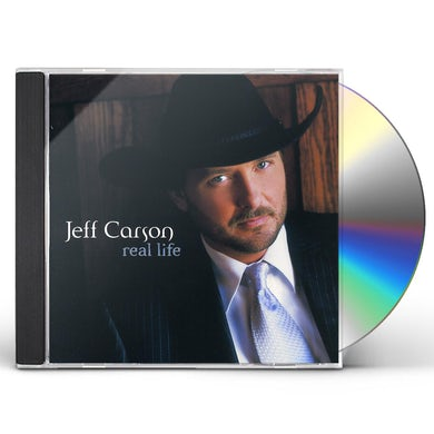 Jeff Carson REAL LIFE CD