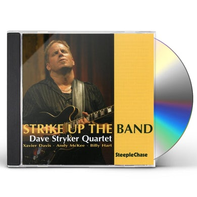 Dave Stryker STRIKE UP THE BAND CD
