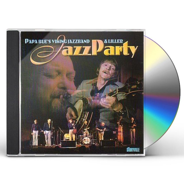 Papa Bue's Viking Jazz Band JAZZ PARTY CD