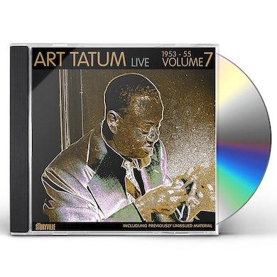 Art Tatum LIVE 1953-55 7 CD