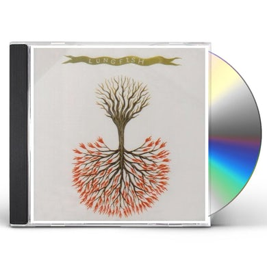 Lungfish LOVE IS LOVE CD