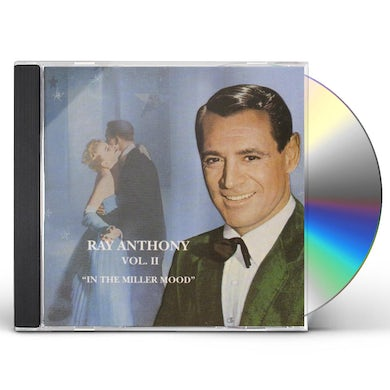 Ray Anthony IN THE MILLER MOOD 2 CD