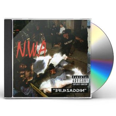 N.W.A. NIGGAZ4LIFE CD