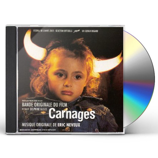 Various Artists CARNAGES CD