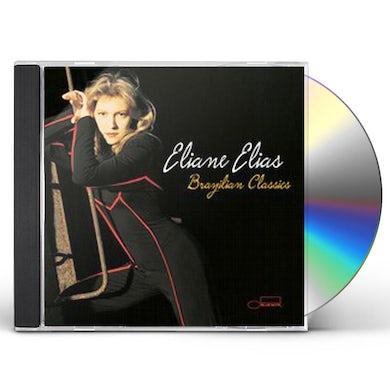 Eliane Elias BRAZILIAN CLASSICS CD
