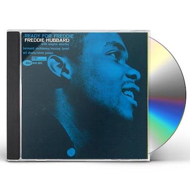 Freddie Hubbard READY FOR FREDDIE CD