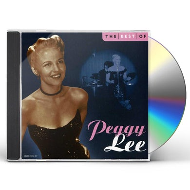 Peggy Lee BEST OF CD