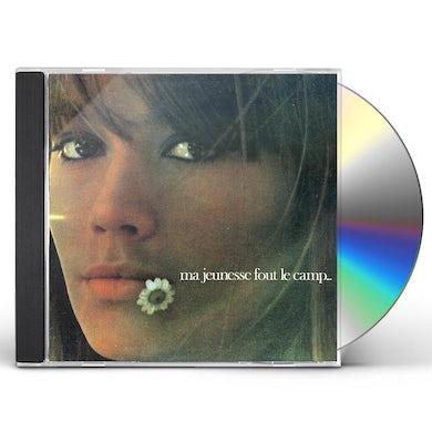 Françoise Hardy MA JEUNESSE FOUT LE CAMP CD