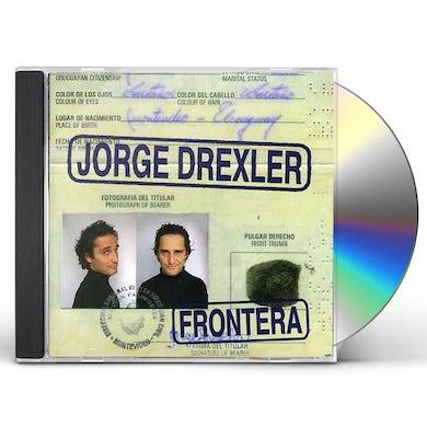 Jorge Drexler FRONTERA CD